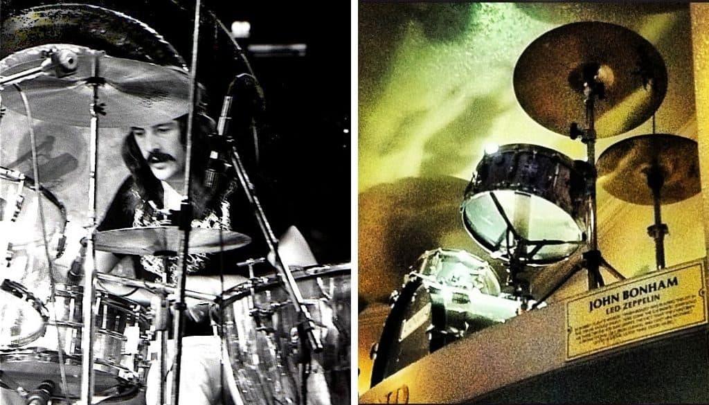 Led Zeppelin's John Bonham