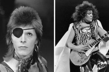Marc Bolan & David Bowie