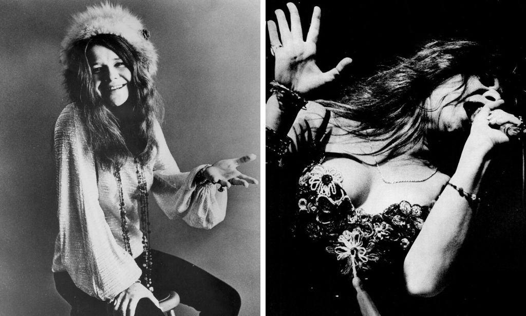 Joplin  nackt Janis Janis Joplin