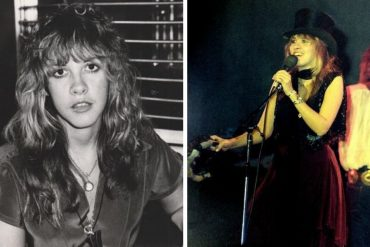 Stevie Nicks witch