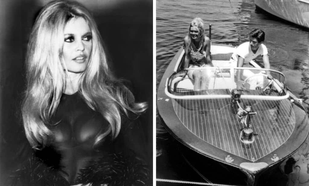 Brigitte Bardot nude