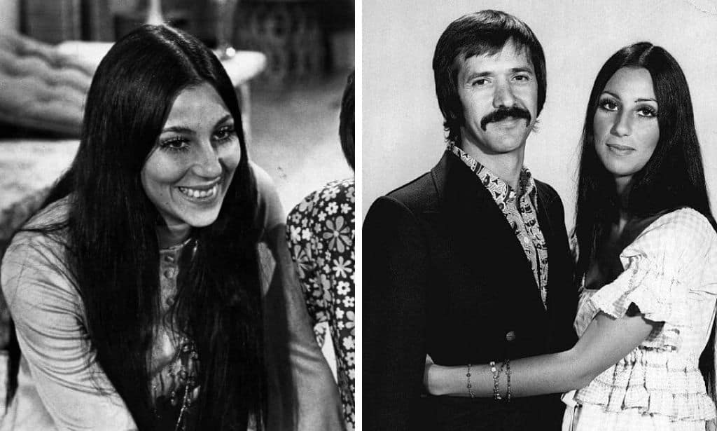 Young Cher: The Beautiful Goddess of Pop Through The Years