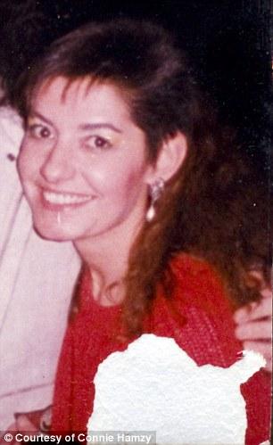 Portrait of Connie Hamzy.