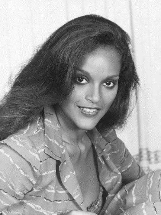 Jayne Kennedy in 1980.