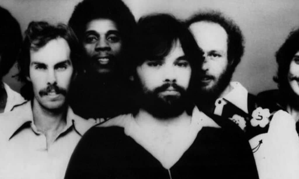 Lowell George with the band Little Feat