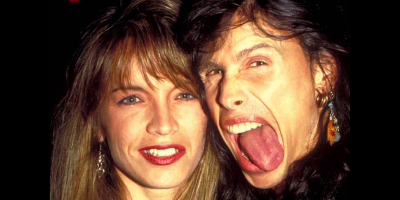 Teresa Barrick & Steven Tyler