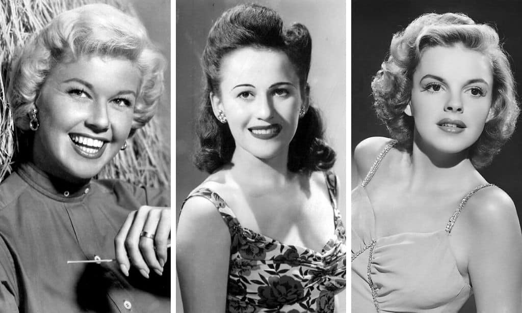female singers of the '50s