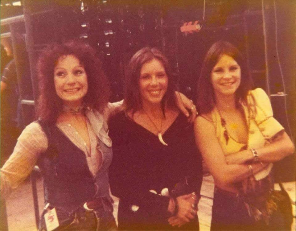 Cassie Gaines and the Honkettes