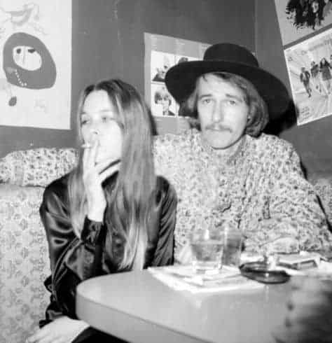 John and Michelle Phillips.