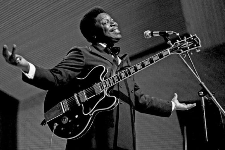 Best blues songs B.B. King