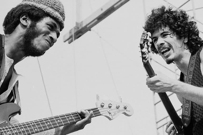 Santana Woodstock