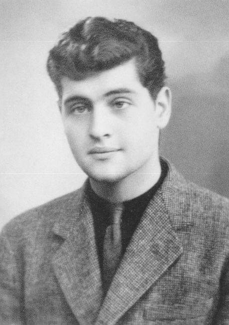 Young Joe Dassin.