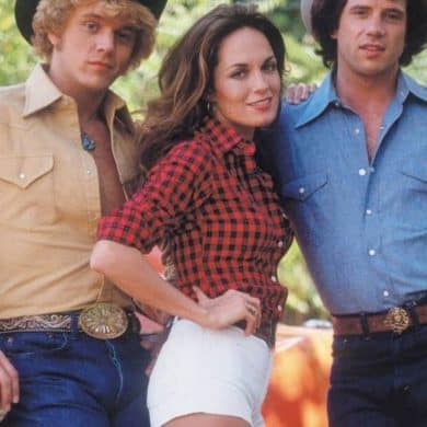 Catherine Back, Daisy Duke from Dukes of Hazzard