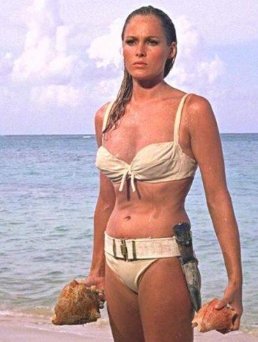 Ursula Andress bond girl
