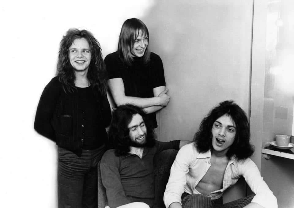 Paul Kossoff and the band Free.