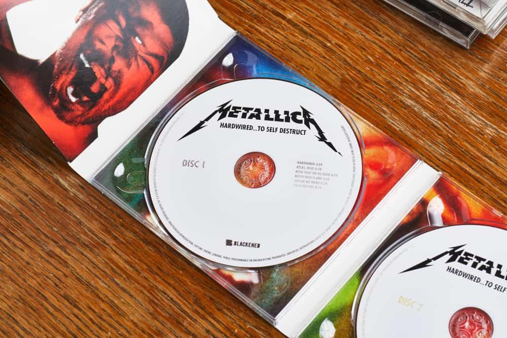 top 10 metallica album cover pictures