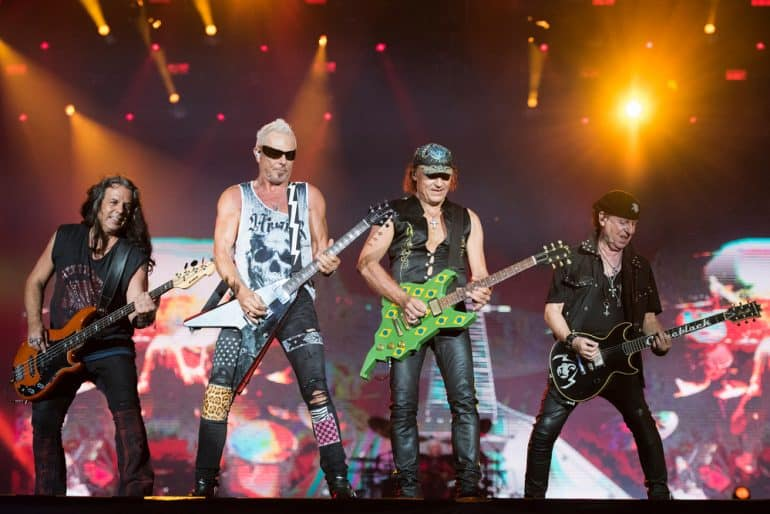 scorpions songs band
