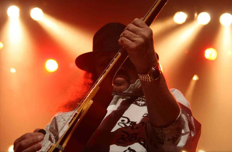 gary rossington of rossington collins band