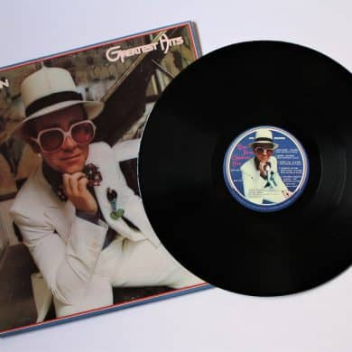 best elton john album covers