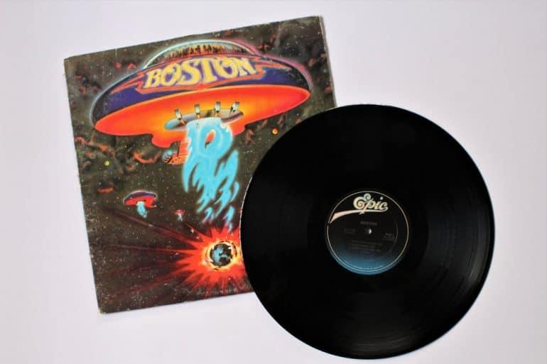 Top Ten Boston Songs