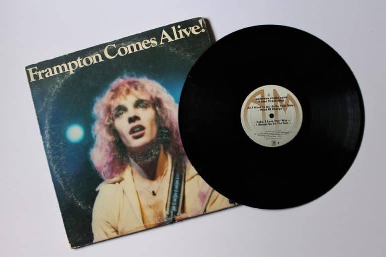Top Ten Peter Frampton Songs