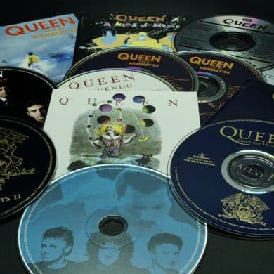 Top Queen Album Covers